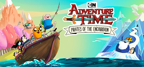 Adventure Time - Pirates of the Enchiridion