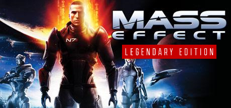 Mass Effect 1 Legendary Edition