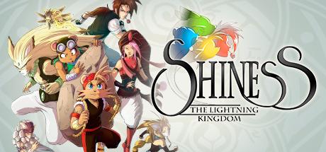 Shiness - The Lightning Kingdom